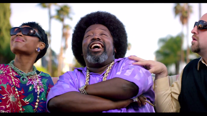 Afroman Releases 'Because I Got High' Remake to Support Pot Legalization