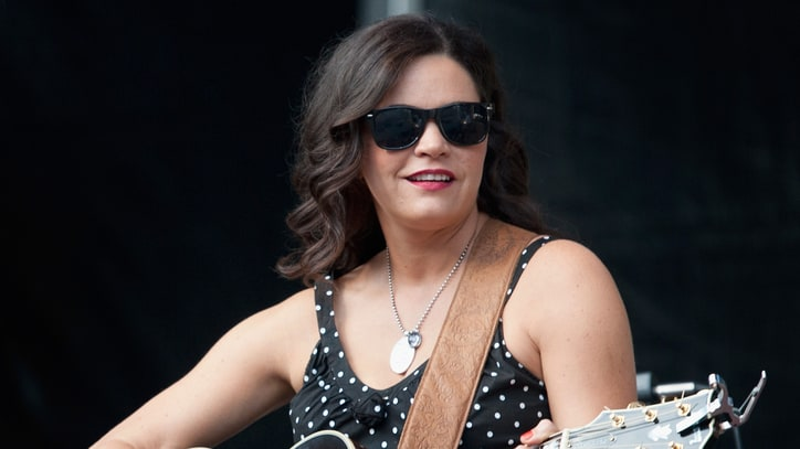 Angaleena Presley Opens Up About Beer, Babies and Pistol Annie Brawls