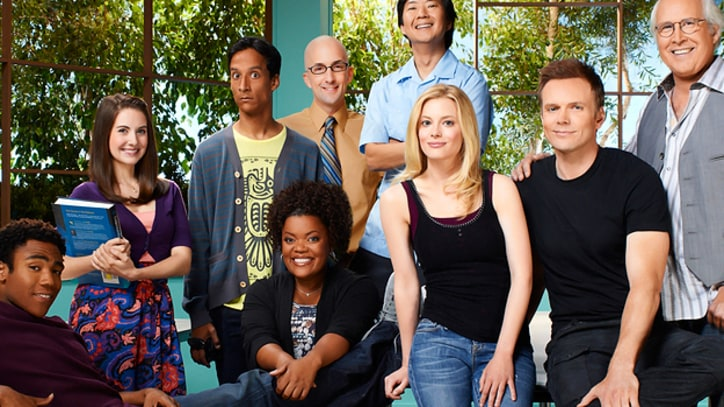 NBC: 'Community' to Return in February