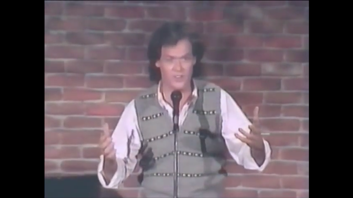 Flashback: Michael Keaton Tries, and Mostly Fails, to do Stand-Up in 1980