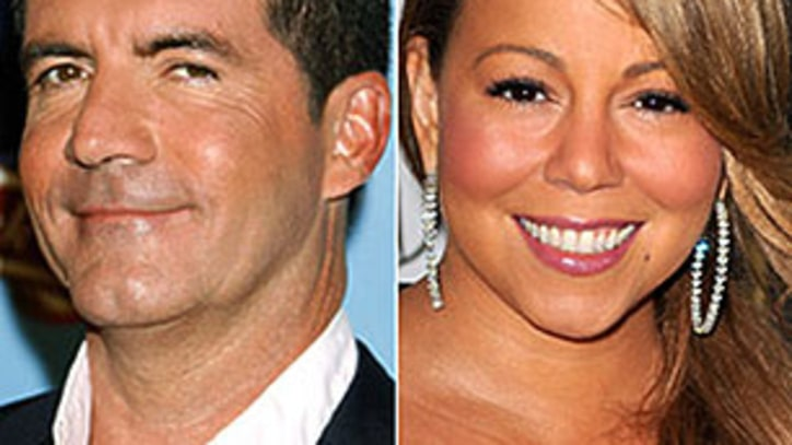 Simon Cowell Confirms Mariah Carey Will Join 'The X Factor'