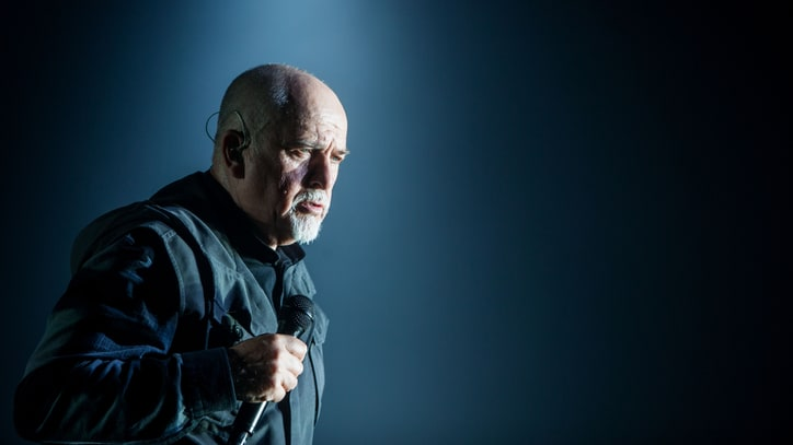 Peter Gabriel on 25 Years of Real World, Possible 'Organic Dance Record'