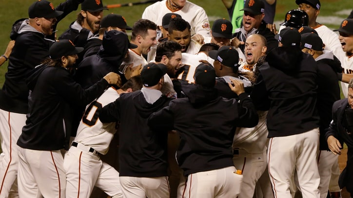 Greatest Hits: The Giants Find a Way Back to the World Series