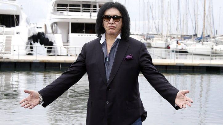 Gene Simmons to Play a 'God' on New Music Competition Show
