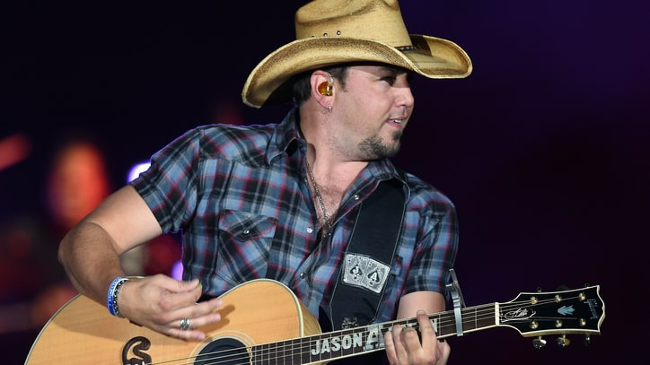 Jason Aldean Reveals First 23 Cities on Burn It Down Tour 2015