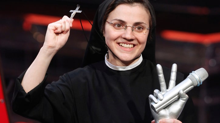 'The Voice Italy' Singing Nun Releases Debut Single… And It's a Madonna Cover