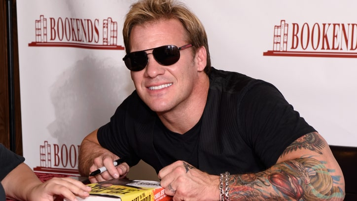 The Lion in Winter: Chris Jericho on AC/DC, Acting and the WWE's Attitude Era