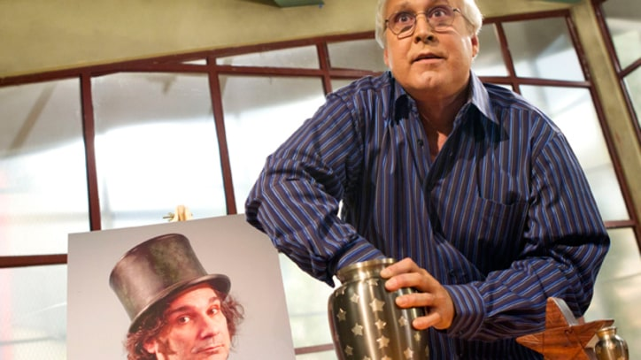 Chevy Chase Exits 'Community'