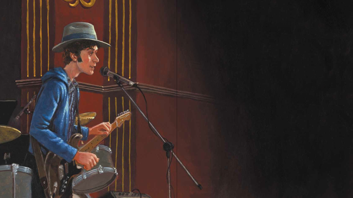 Why Robbie Robertson's Son Wrote a Kids' Book About His Dad