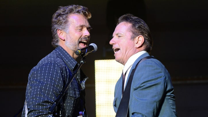 'Dukes of Hazzard' Co-Stars John Schneider and Tom Wopat Record Christmas Album