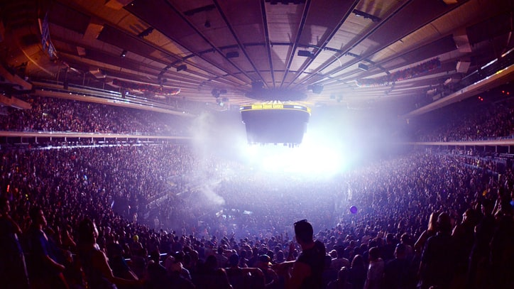 Bassnectar Rumbles Madison Square Garden: Behind-the-Scenes Photos