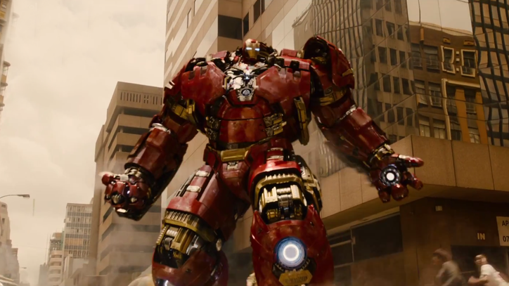 'Avengers: Age of Ultron' Trailer Hints at 'The End'