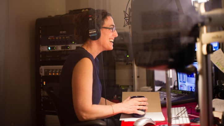 This American Crime: Sarah Koenig on Her Hit Podcast 'Serial'
