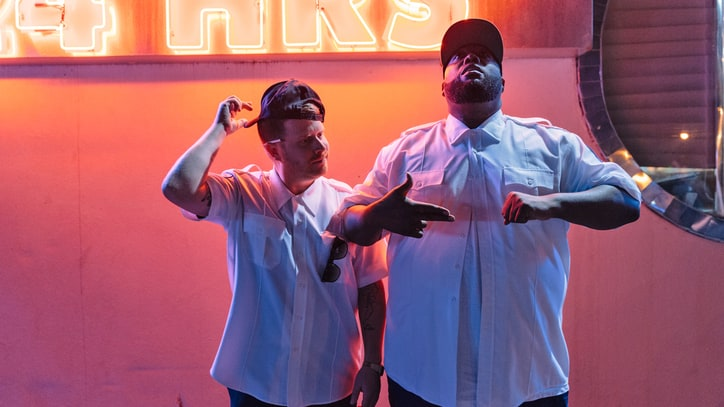Run the Jewels: How 2014's Brashest Rap Duo Came Back From Oblivion