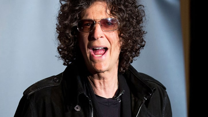 Howard Stern Returning to 'America's Got Talent'