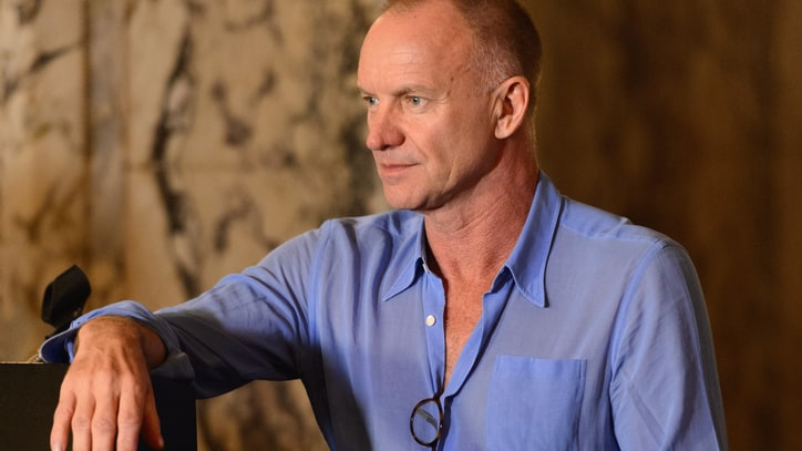 Inside Sting's Big Broadway Adventure