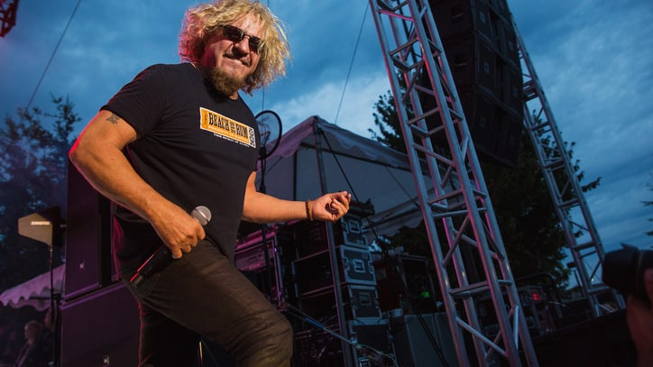 Sammy Hagar: 'I Would Agree to a Van Halen Reunion Tour for the Fans'