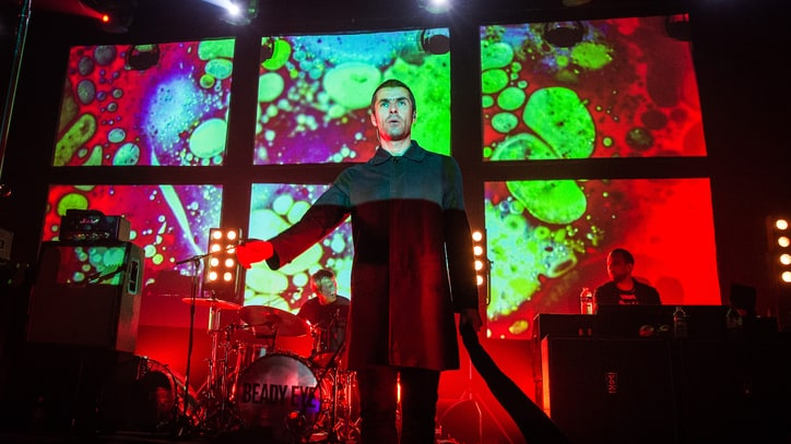 Liam Gallagher Reveals 'Beady Eye Are No Longer'