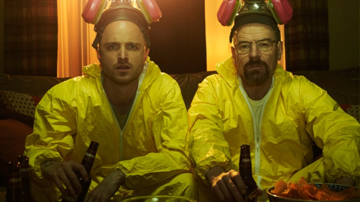 'Breaking Bad' Leads Writers Guild TV Nominations
