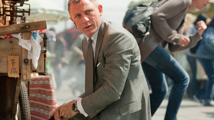 Box Office Report: 'Skyfall' Reclaims Crown, 'Playing for Keeps' Fizzles