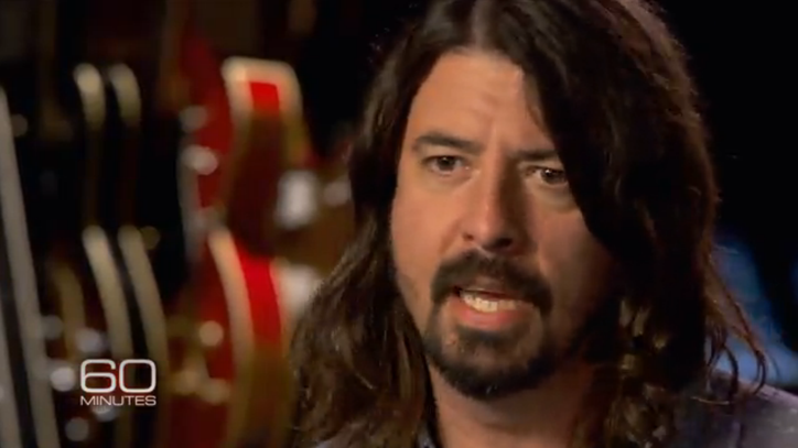 Dave Grohl: 'Foo Fighters Is the Dumbest Band Name Ever'