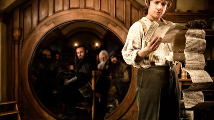 Box Office Report: 'The Hobbit' Opening Sets December Record, Sort Of