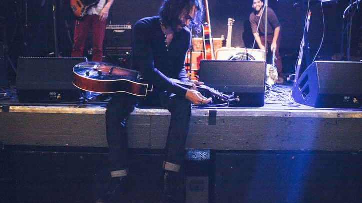 Behind the Scenes With Shakey Graves: Exclusive Photos of New York Show