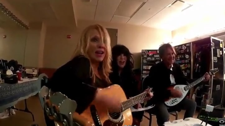 Exclusive: Watch Heart's Raw Cover of Foo Fighters' 'No Way Back'