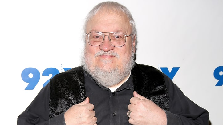 George R.R. Martin Admits His Dragons Couldn't Beat Tolkien's Smaug in a Fight