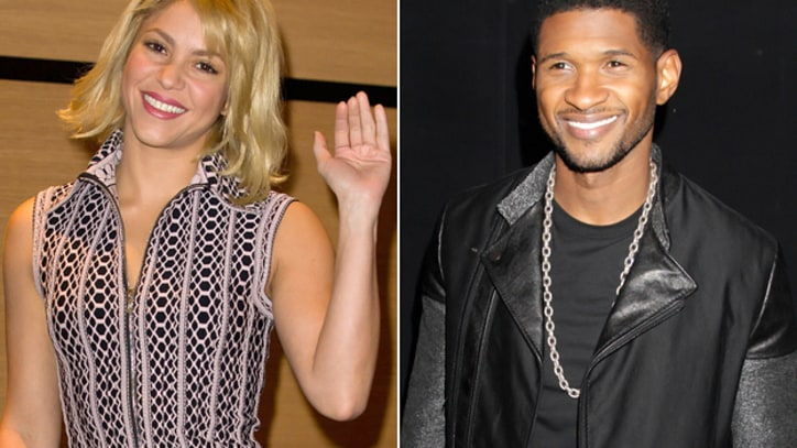 Shakira And Usher Bring New Competitive Edge to 'The Voice'