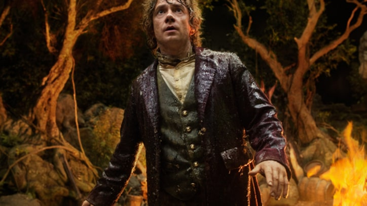 Box Office Report: 'Hobbit' Wins Narrow Threepeat Over 'Django,' 'Les Mis'