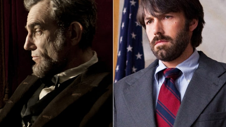 'Lincoln,' 'Argo,' 'Zero Dark Thirty' Among Producers Guild Nominees