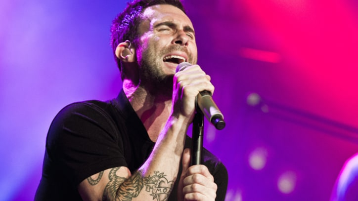 Adam Levine to Host 'SNL'