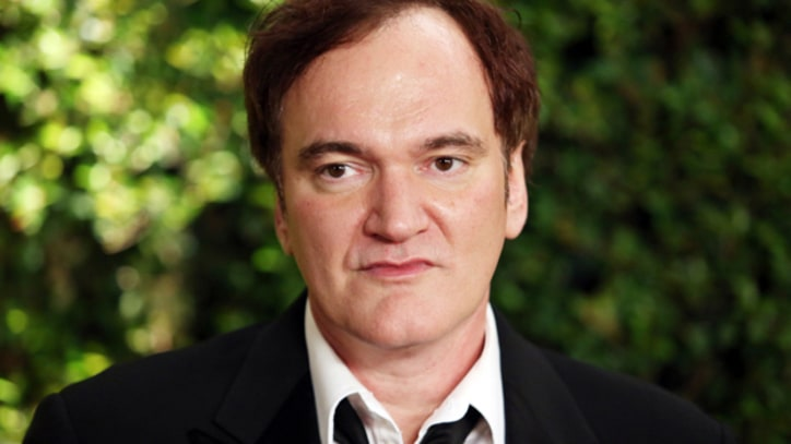 Quentin Tarantino: Blaming Newtown Shooting on Movies Is 'Disrespectful'