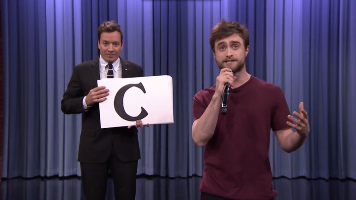Watch Daniel Radcliffe Rap Complex Blackalicious Track on 'Tonight Show'