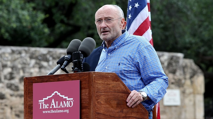 $100 Million 'Phil Collins Alamo Collection' in the Works