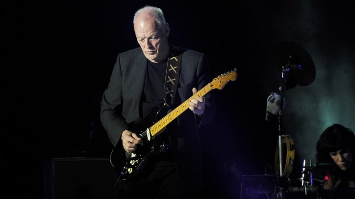 David Gilmour: 'There's No Room in My Life for Pink Floyd'