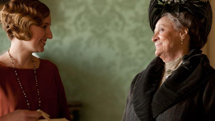 'Downton Abbey' Premiere Recap: Your Kiss Is On My List
