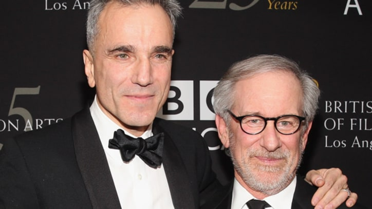 Steven Spielberg Shares Daniel Day-Lewis' 'Lincoln' Rejection Letter