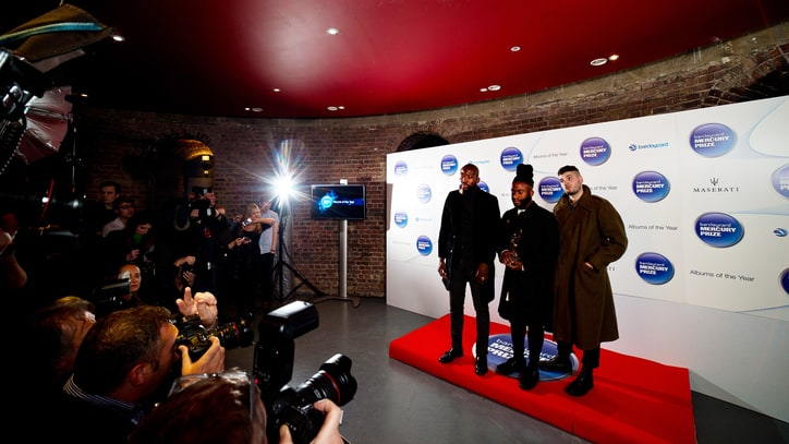 Young Fathers Upset Damon Albarn, FKA Twigs for Mercury Prize Win
