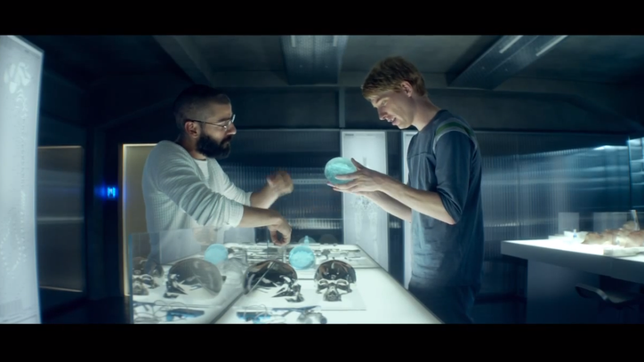 Man and Machine Square Off in Tense 'Ex Machina' Trailer