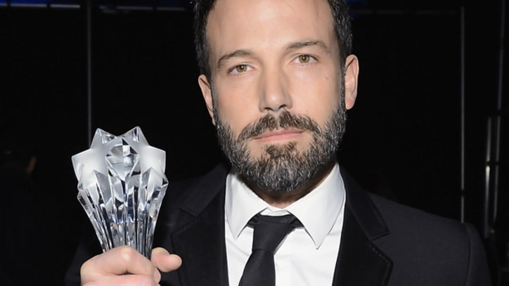 Ben Affleck Wins Best Director at Critics' Choice Awards