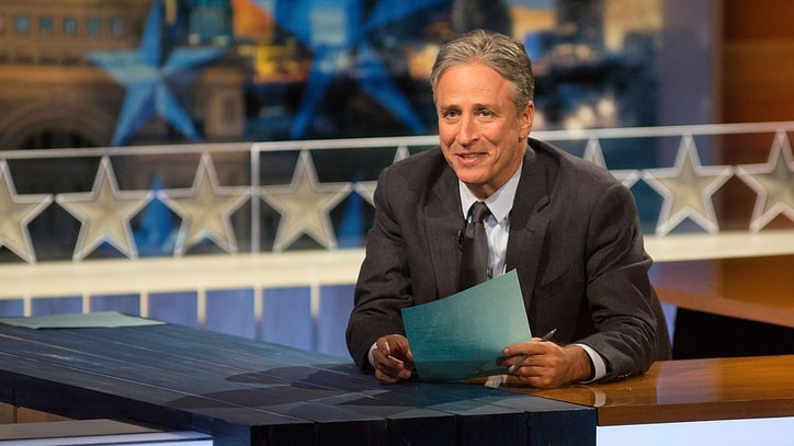 Jon Stewart on 'Meet The Press' Offer: 'They Were Casting a Wide and Weird Net'