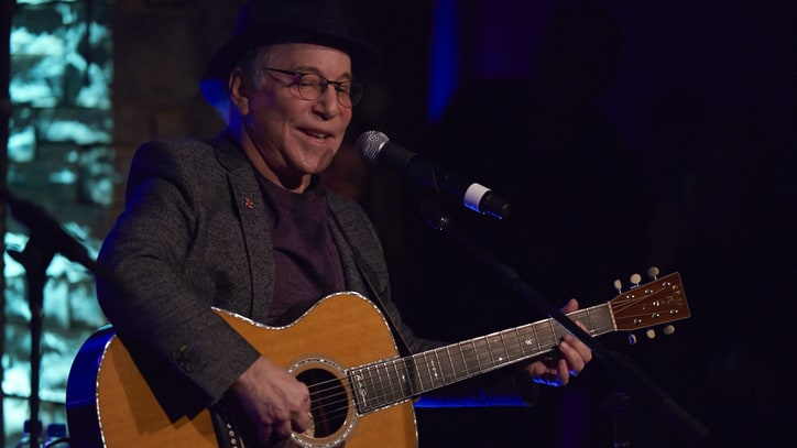 Paul Simon Honors Phil Everly With Intimate Show in 'Nashville' House