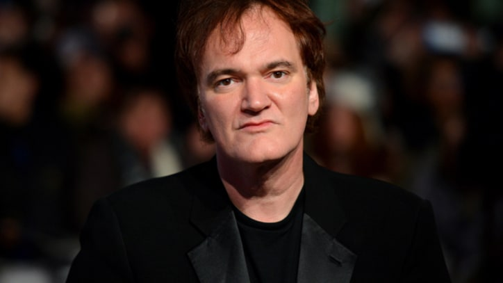 Quentin Tarantino Rips Reporter: 'I'm Not Your Slave'