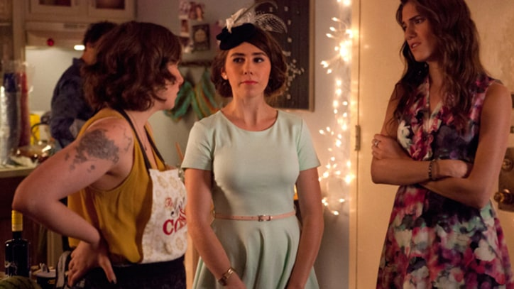 'Girls' Premiere Recap: I Feel How I Feel When I Feel It