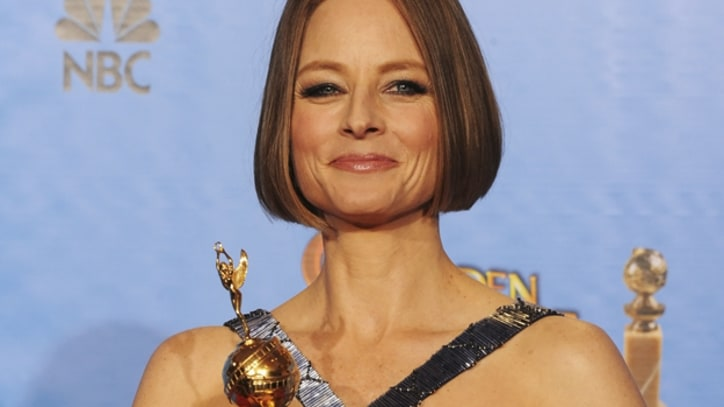 Jodie Foster's Golden Globes Speech: 'I Came Out a Thousand Years Ago'