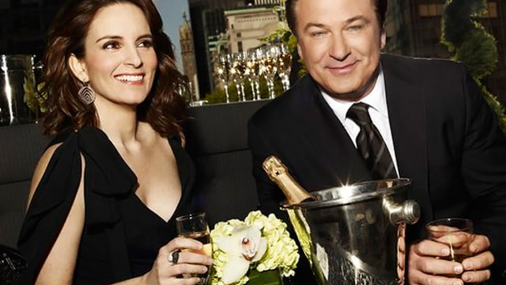Alec Baldwin and Tina Fey on the End of '30 Rock'