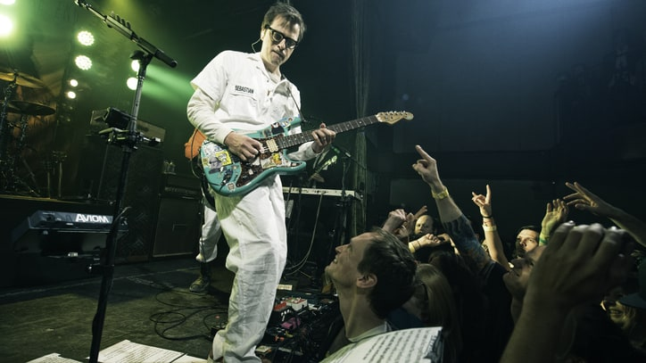 Rivers Cuomo's Expert Opinion: Weezer Leader on Rush, Nirvana, Hozier Songs
