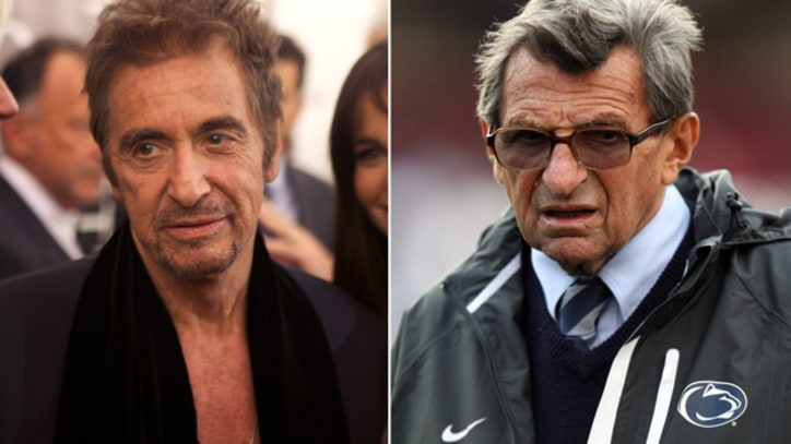 Al Pacino to Play Joe Paterno